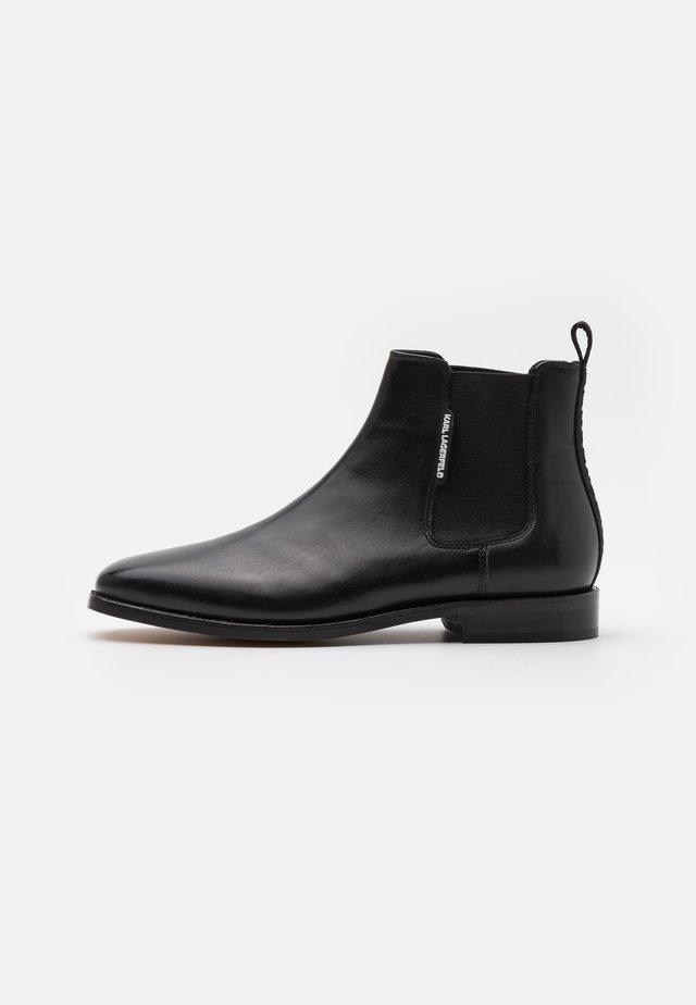 MARTE - Classic ankle boots - black