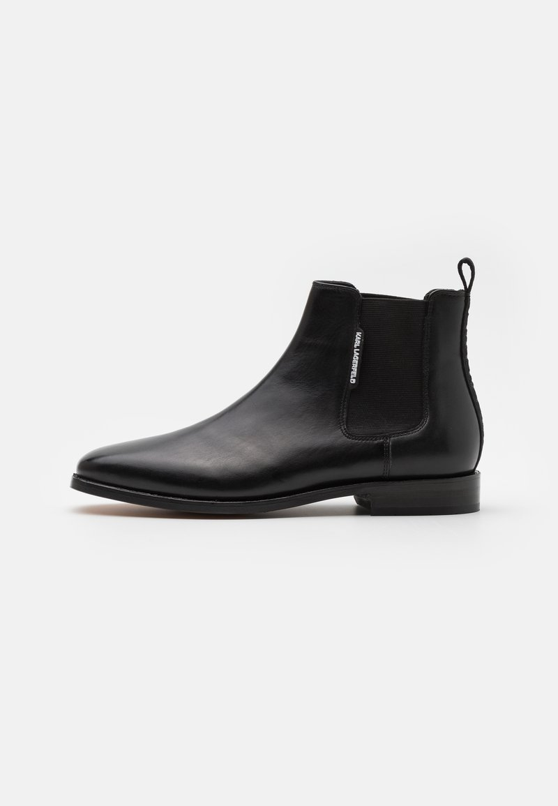 KARL LAGERFELD - MARTE - Classic ankle boots - black