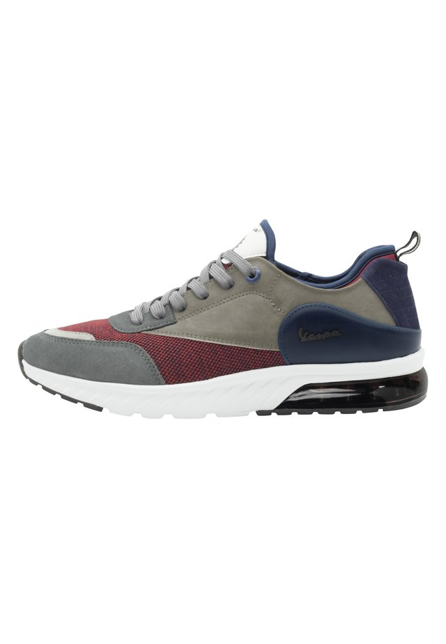 POLE POSITION - Sneakers basse - 50 - rosso