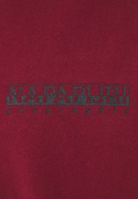 Napapijri The Tribe - YOIK UNISEX - T-shirt con stampa - vint amaranth - 2