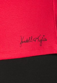 KENDALL + KYLIE - BASIC SLEEVELESS - Top - red - 5