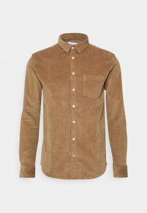 JOHAN SHIRT - Skjorte - brown