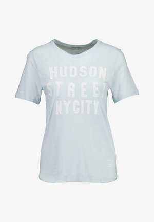 Print T-shirt - water