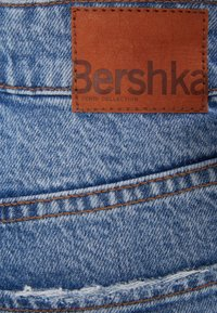 Bershka - Relaxed fit jeans - blue denim - 5