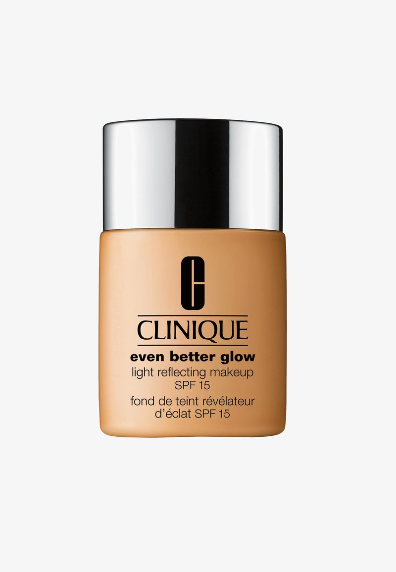 Clinique - EVEN BETTER GLOW SPF15 MAKEUP  - Foundation - WN92 toasted almond