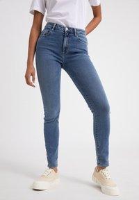 ARMEDANGELS - TILLAA CIRCULAR - Jeans Skinny Fit - light blue - 0