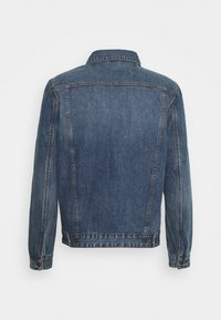 Springfield - TRUCK - Džínová bunda - medium blue - 1
