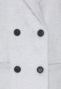 Object - OBJLINEA  - Klasický kabát - light grey melange - 2