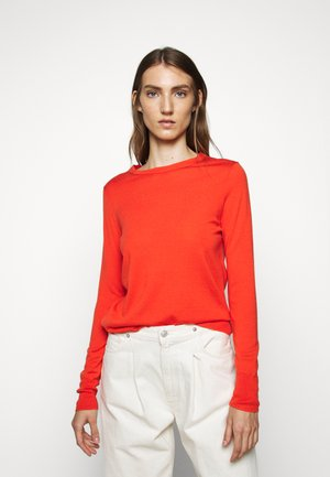 MARGOT CREWNECK - Sweter - brilliant sunset