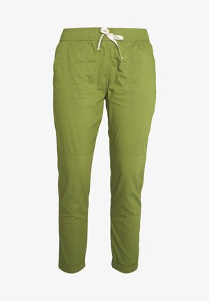 JOY PANT - Stoffhose - pesto green
