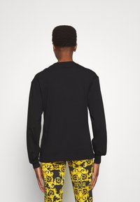 Versace Jeans Couture - Long sleeved top - black/gold - 2
