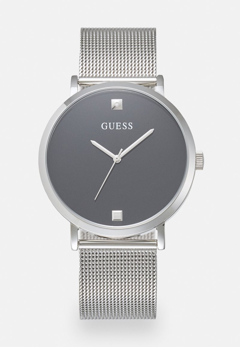 Guess - SUPERNOVA UNISEX - Watch - silver-coloured