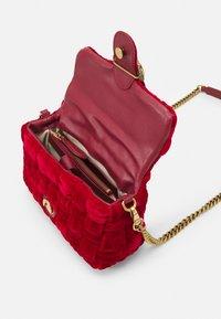 Pinko - LOVE MINI PUFF - Across body bag - red - 2
