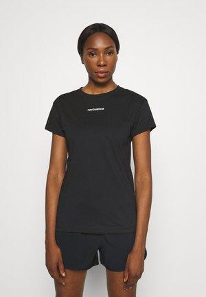 RELENTLESS CREW - T-shirts med print - black