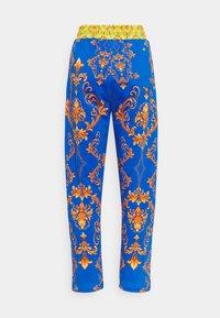 Carlo Colucci - Teplákové kalhoty - blue - 1