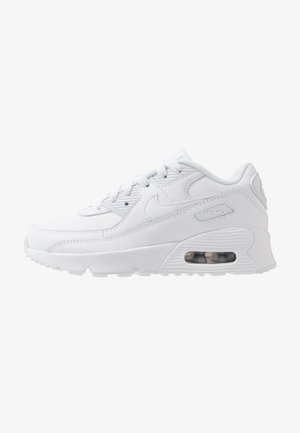 AIR MAX 90 UNISEX - Sneakers laag - white/metallic silver