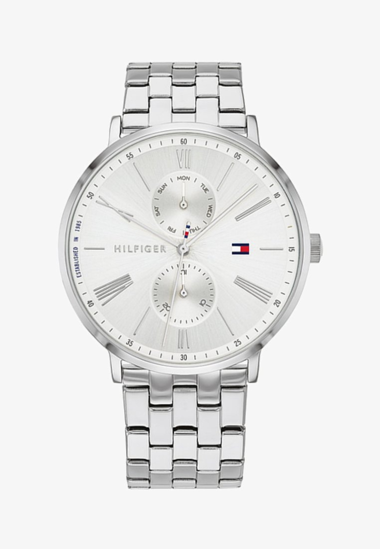 Tommy Hilfiger - Kronografklokke - silver-coloured