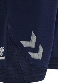 Hummel - LEAD  - Shorts - marine - 3