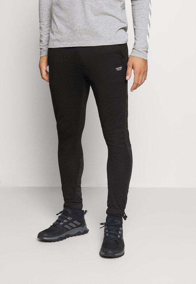 JJIWILL JJJENA PANT - Teplákové kalhoty - black