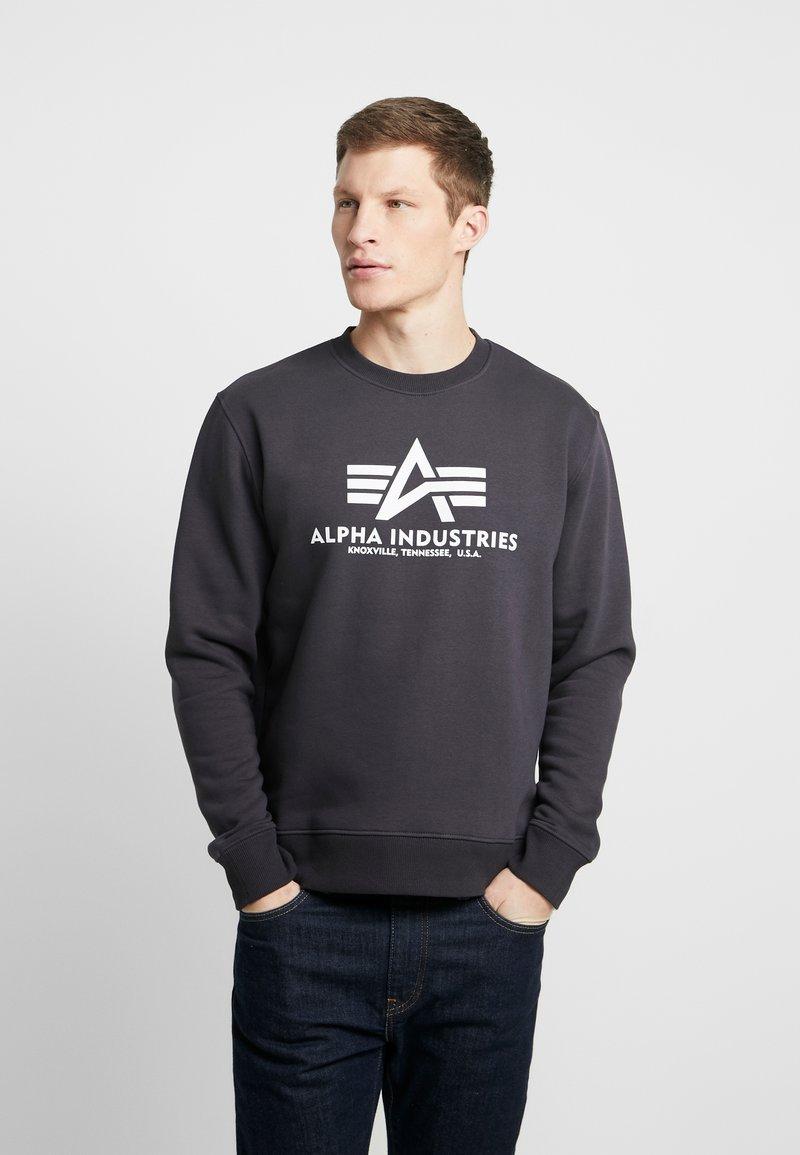 Alpha Industries - Sweatshirt - iron grey