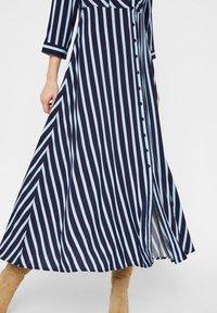 YAS - Shirt dress - navy blazer - 3