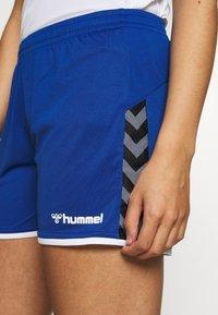 Hummel - HMLAUTHENTIC  - Sports shorts - true blue - 4