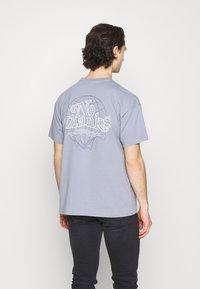 Dr.Denim - TROOPER TEE - Print T-shirt - shark - 2