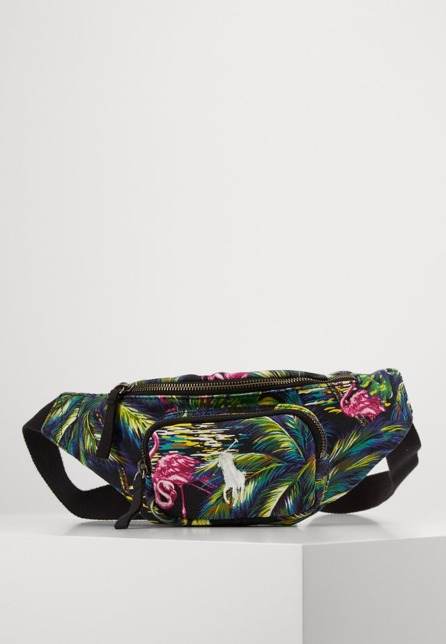 BUM BAG - Ledvinka - multi-coloured