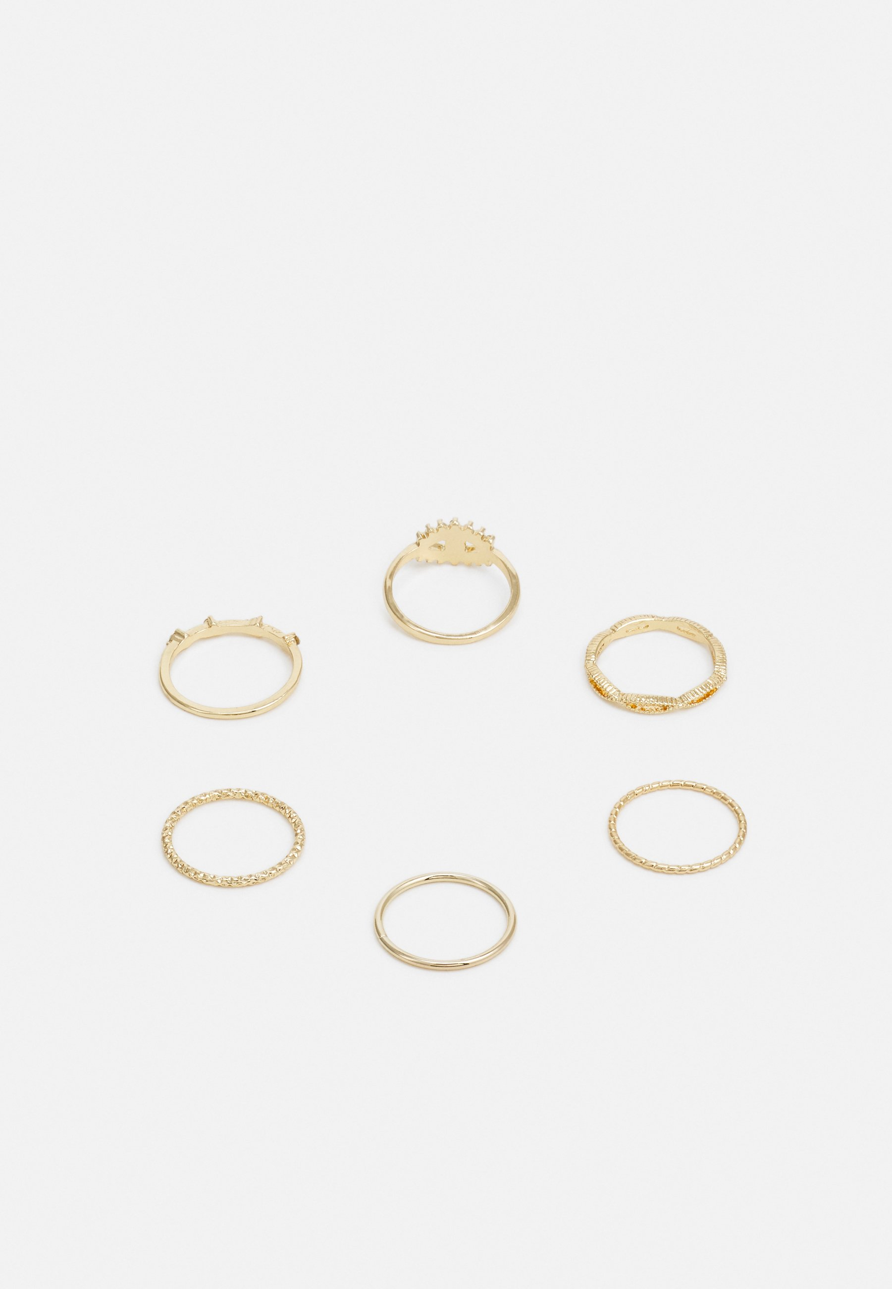 Donna WIN EYE STACKING 6 PACK - Anello