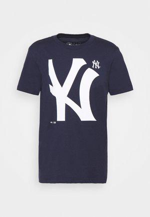 NEW YORK YANKEES REVEAL GRAPHIC - Equipación de clubes - navy