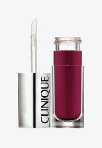 Clinique - POP SPLASH LIP GLOSS + HYDRATION - Lip gloss - vino pop - 0