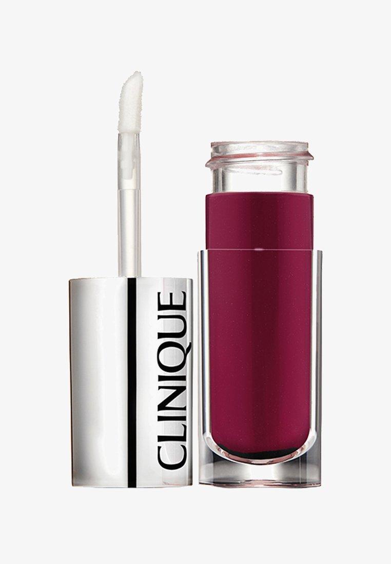 Clinique - POP SPLASH LIP GLOSS + HYDRATION - Lip gloss - vino pop