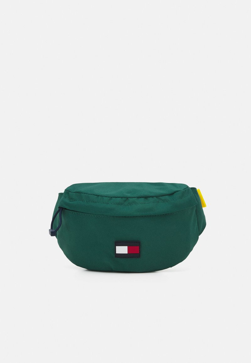 Tommy Hilfiger - KIDS CORE BUMBAG UNISEX - Bum bag - green