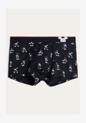 MIT MICKEY PRINT - Briefs - midnight blue mickey mouse print