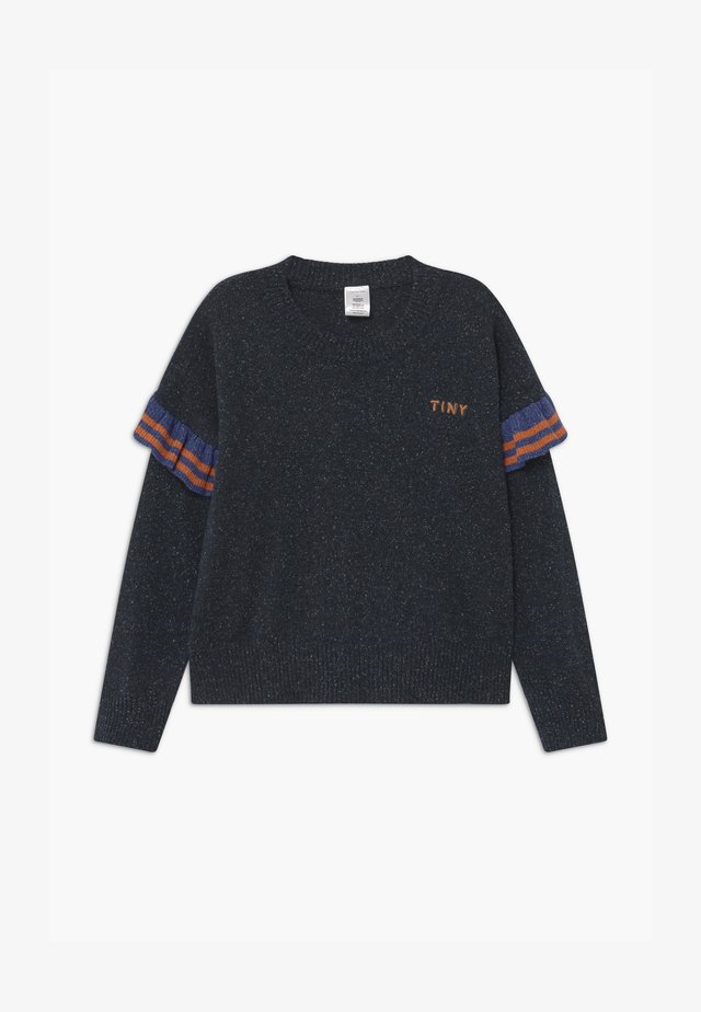 TINY FRILLS - Jumper - navy