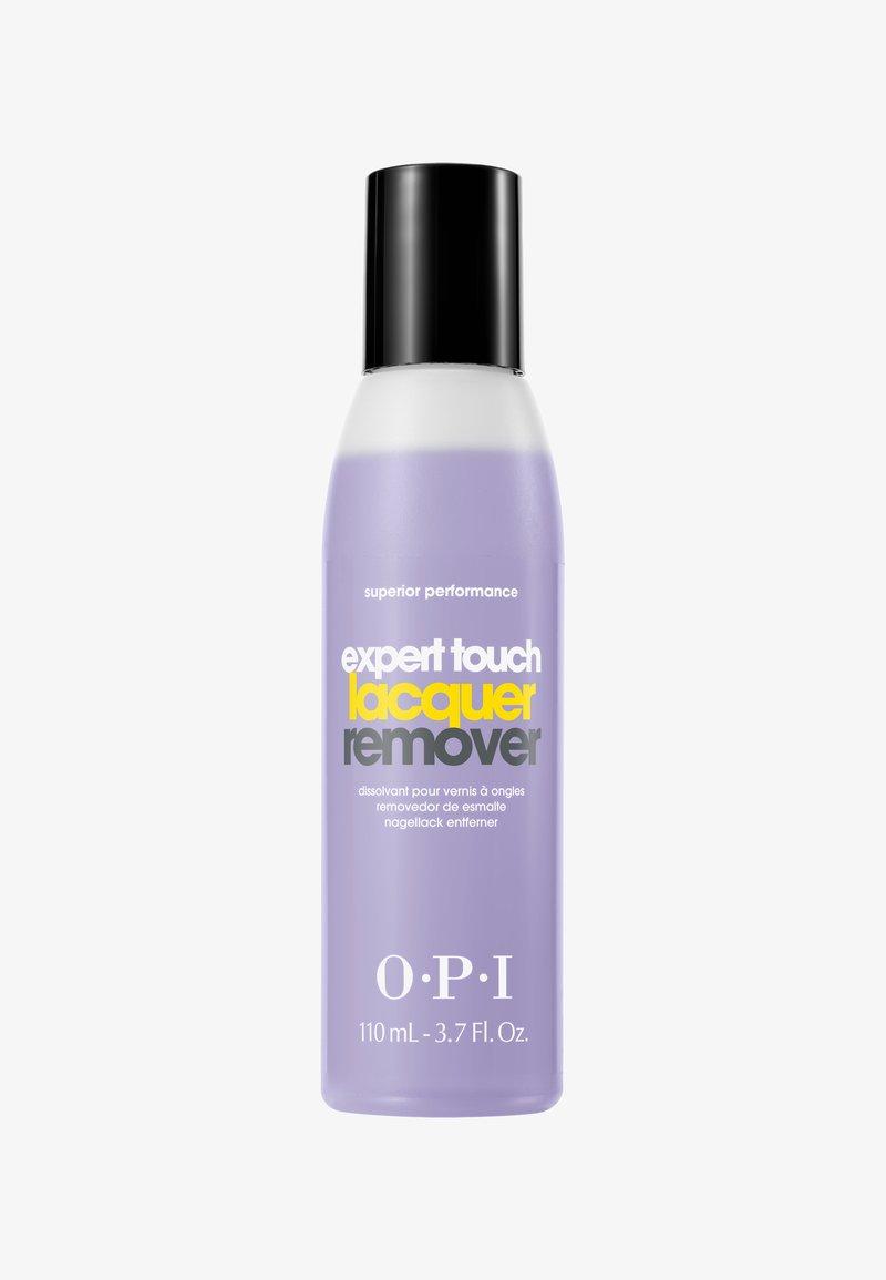 OPI - NAIL POLISH REMOVER EXPERT TOUCH - Nail polish remover - AL414