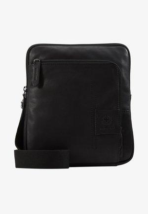 HYDE PARK SHOULDERBAG - Across body bag - black