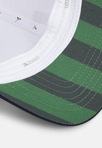 Puma Golf - MOWER P 110 SNAPBACK - Cappellino - bright white/thyme - 3