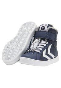 Hummel - SPLASH  - Winter boots - black iris - 2