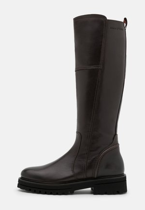 LICIA  - Boots - dark brown