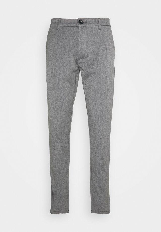 UGGE - Bukser - grey melange