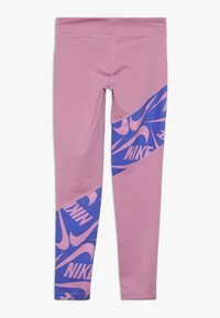Nike Performance - TROPHY - Legging - magic flamingo/hyper blue