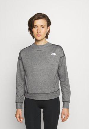 BASIN - Sweatshirt - black heather