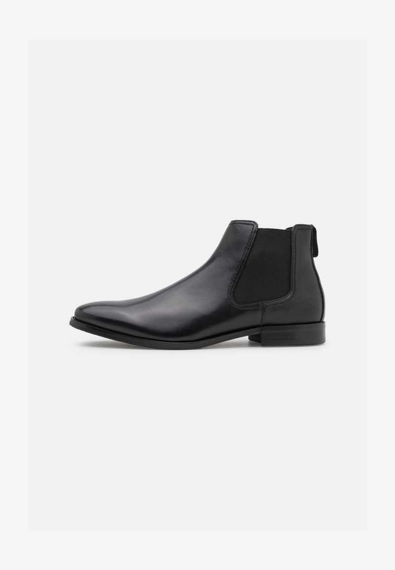 ALDO Wide Fit - BRUCHSALFLEX + WIDE FIT - Classic ankle boots - other black