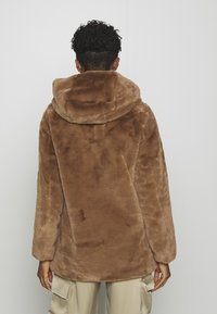 ONLY - ONLMALOU - Classic coat - toasted coconut - 2