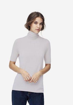 ULTRALIGHT - Basic T-shirt - nacre