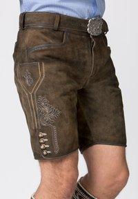 Stockerpoint - Shorts - bison - 3