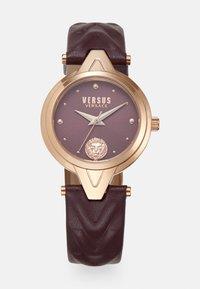 Versus Versace - FORLANINI - Watch - burgundy - 0
