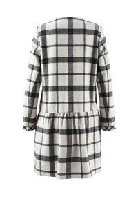 Alba Moda - Classic coat - hellgrau schwarz - 3