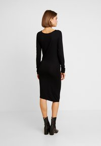 Vila - Day dress - black - 2
